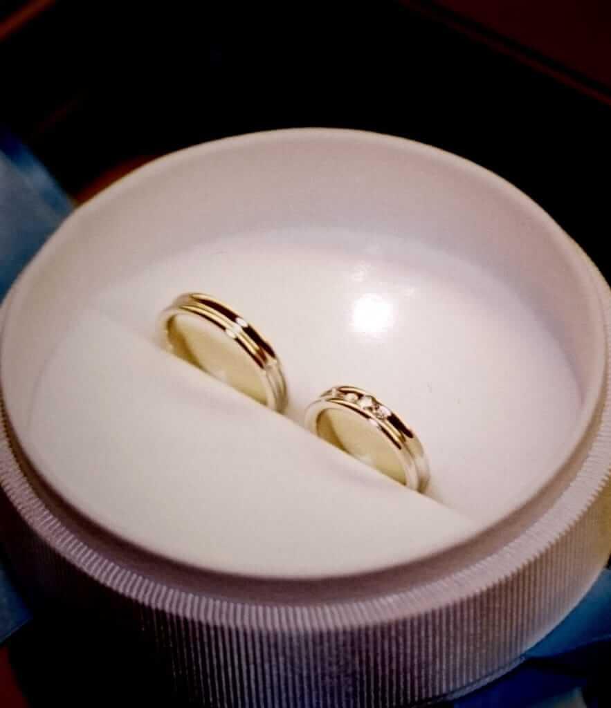 結婚記念日にはダイヤモンド貯金⁈