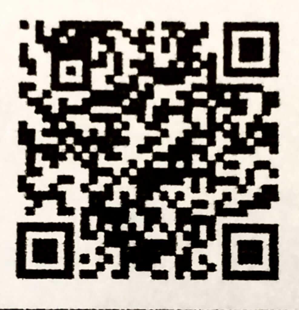 パイロット 新ピトー WEB QRコード