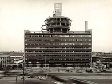初代横浜スカイビル 昭和43年開業