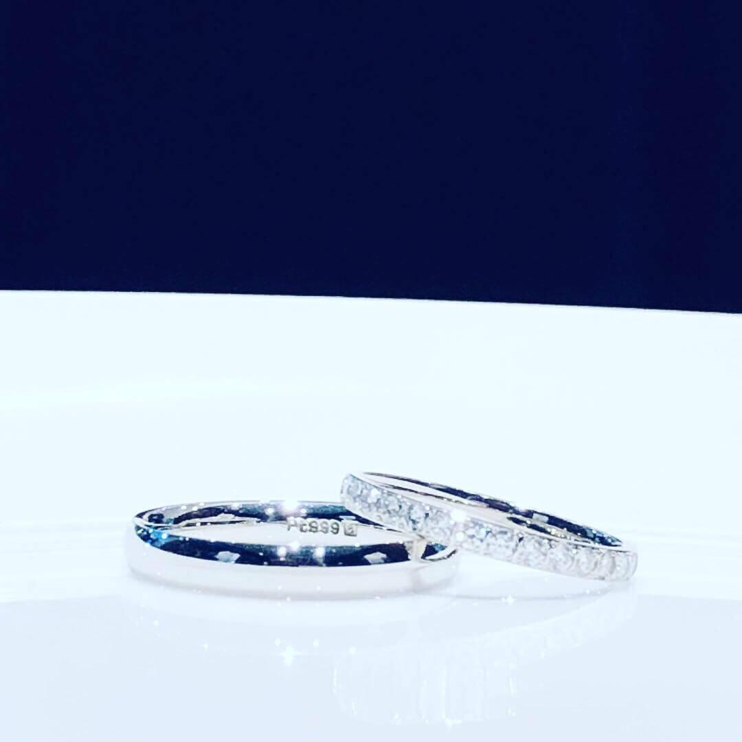 パイロットジュエリー新作指輪が、いよいよ令和元年記念横浜デビュー